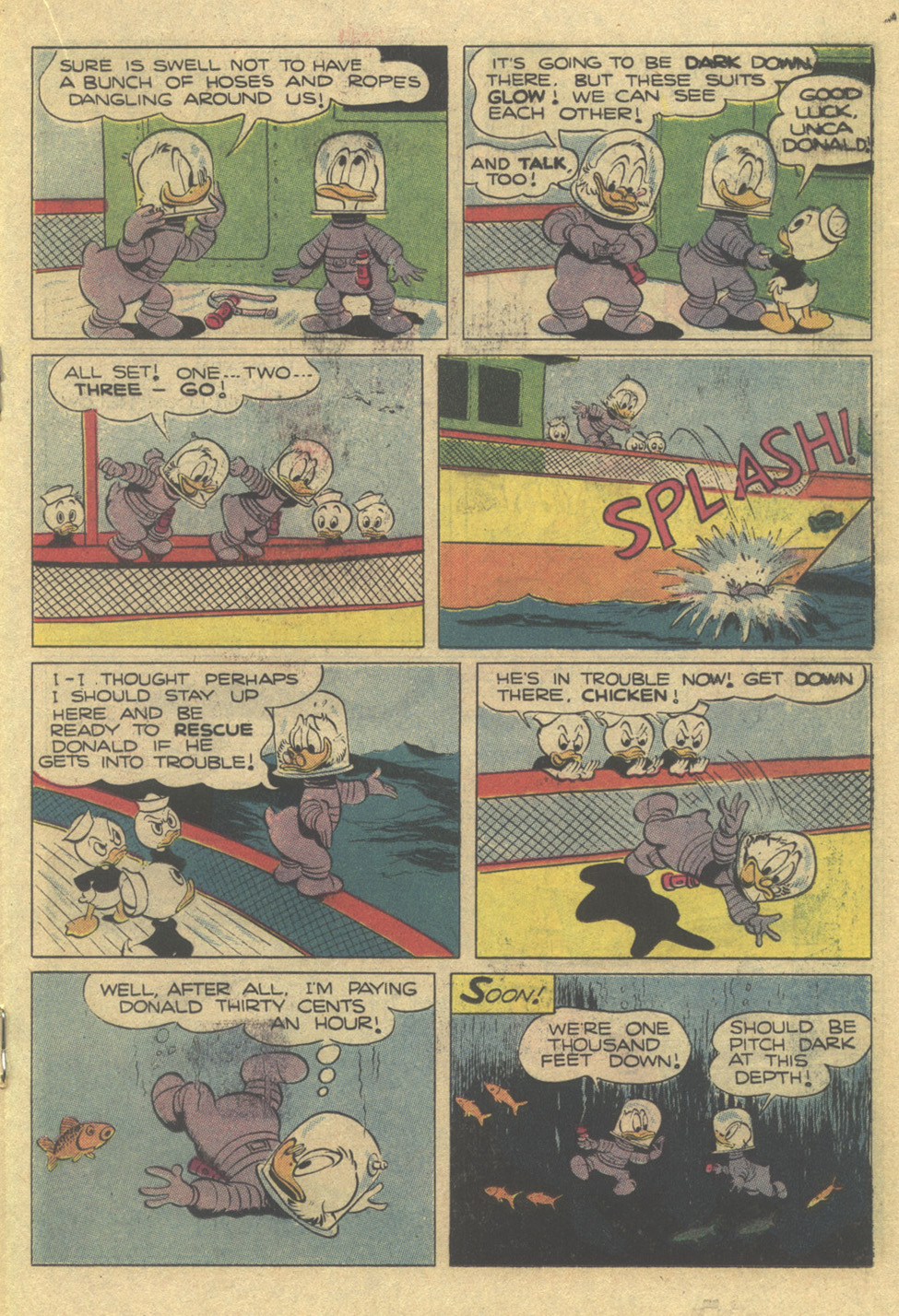 Uncle Scrooge (1953) Issue #189 #189 - English 19