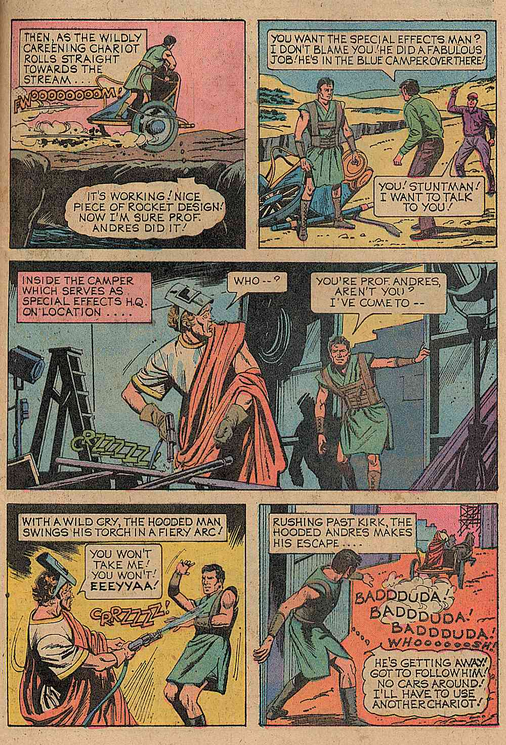 Star Trek (1967) Issue #36 #36 - English 21