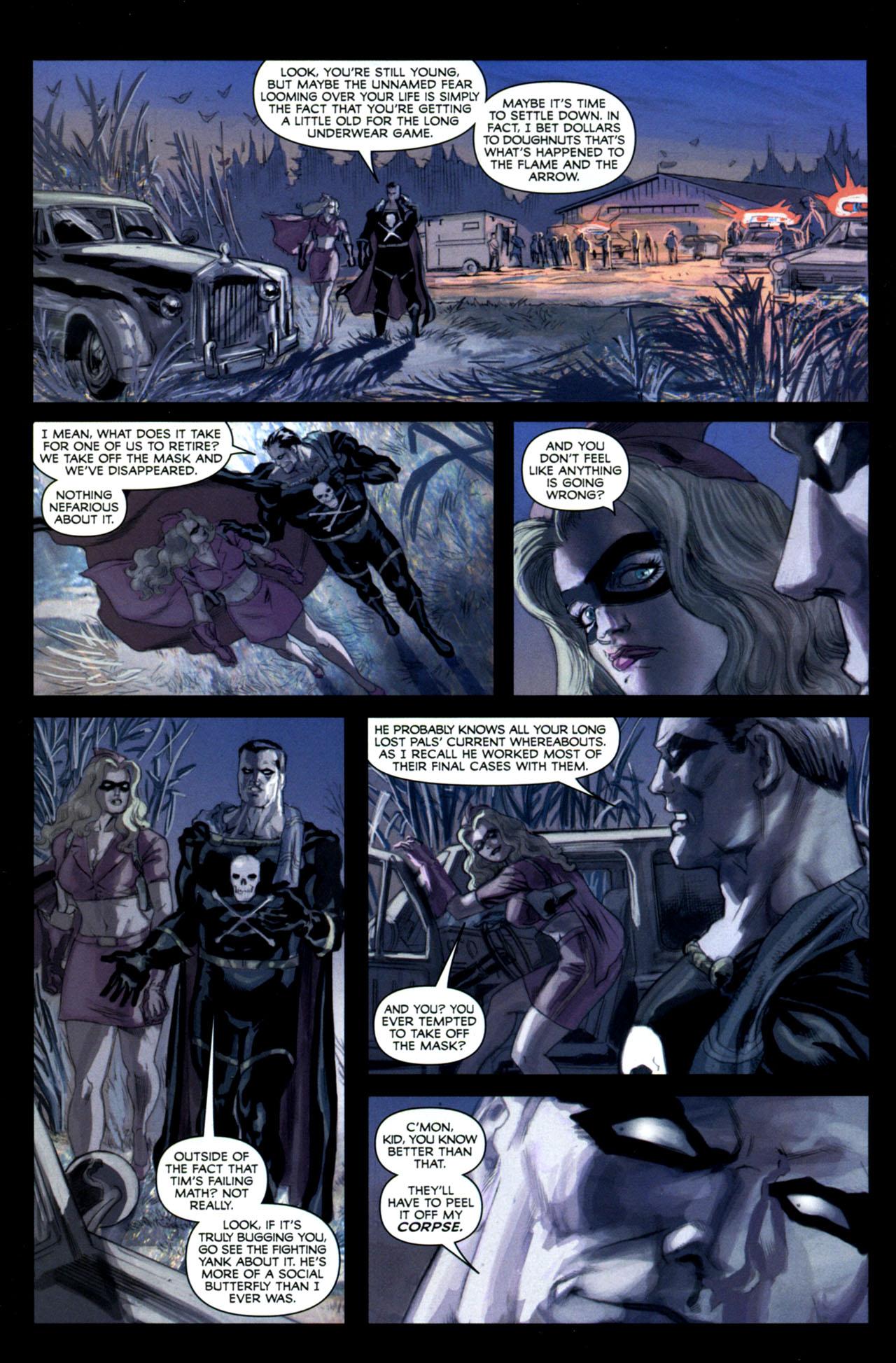Read online Masquerade comic -  Issue #2 - 29
