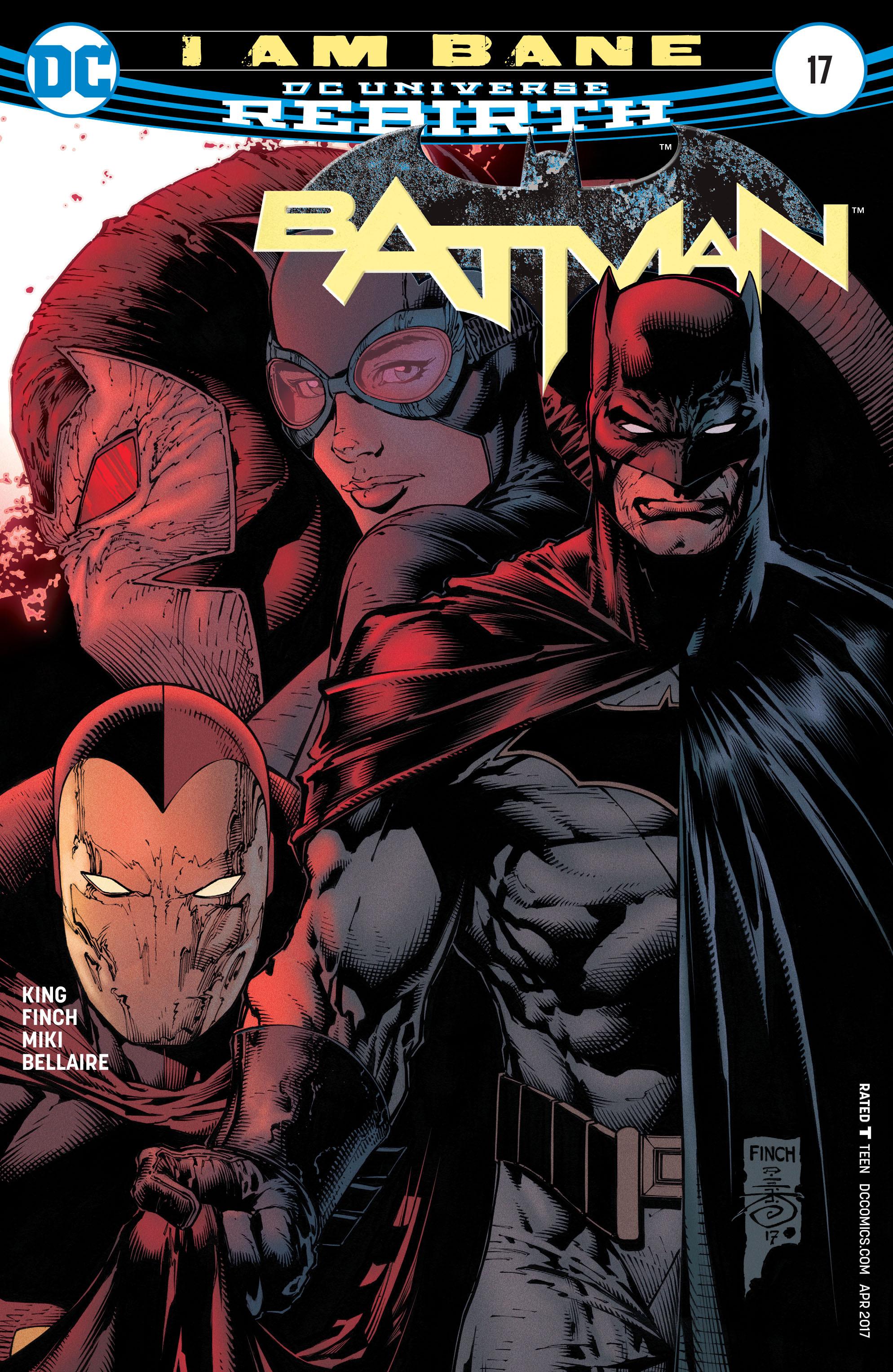 Batman (2016) 17 Page 1