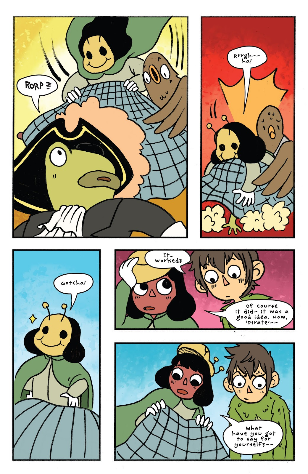 Over the Garden Wall (2016) Issue #11 #11 - English 22