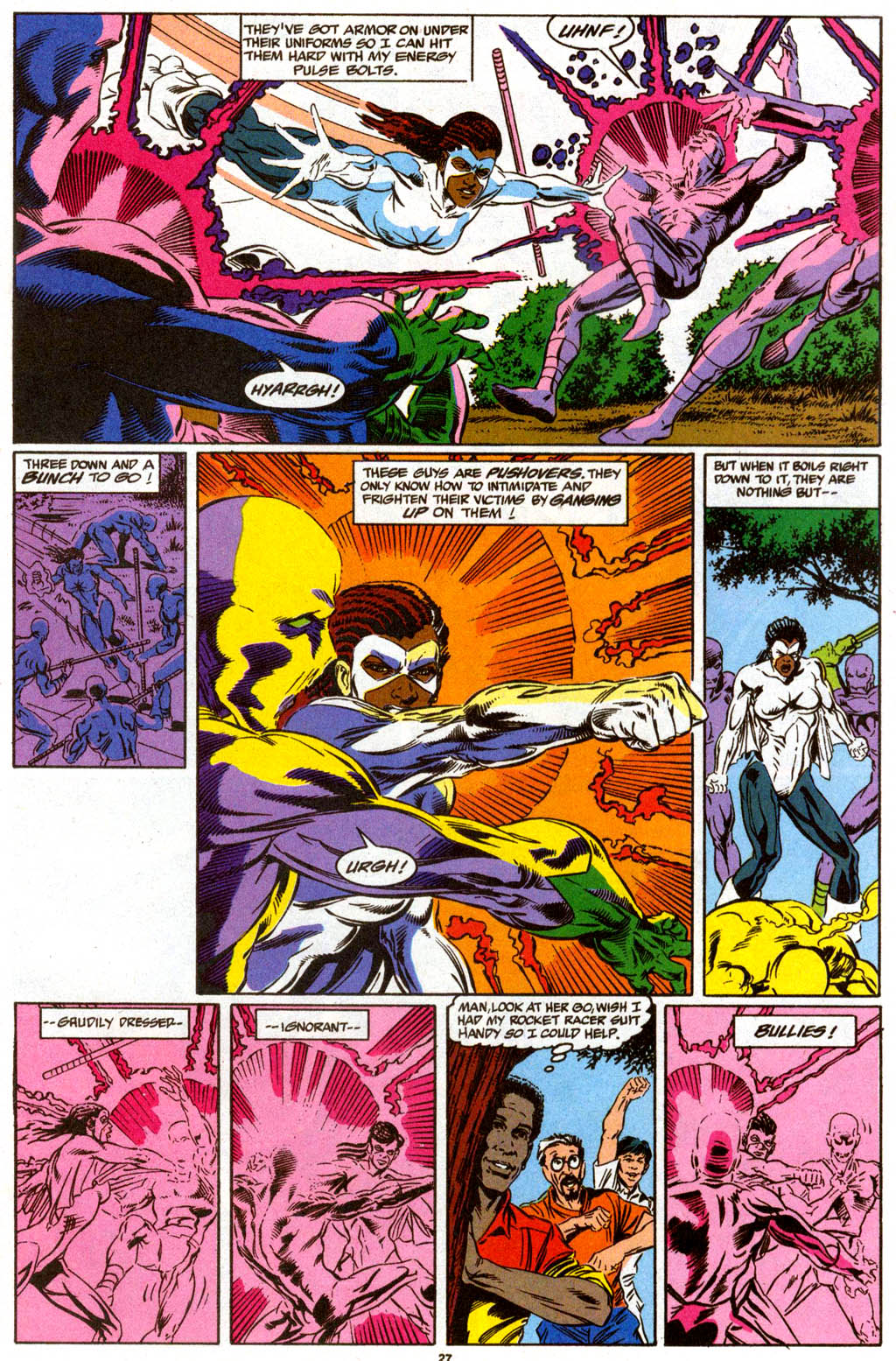 Captain Marvel (1989) 2 Page 20
