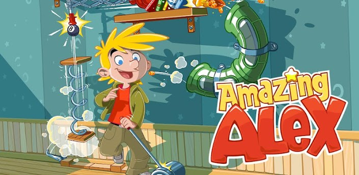 Amazing Alex hvga wvga apk free download