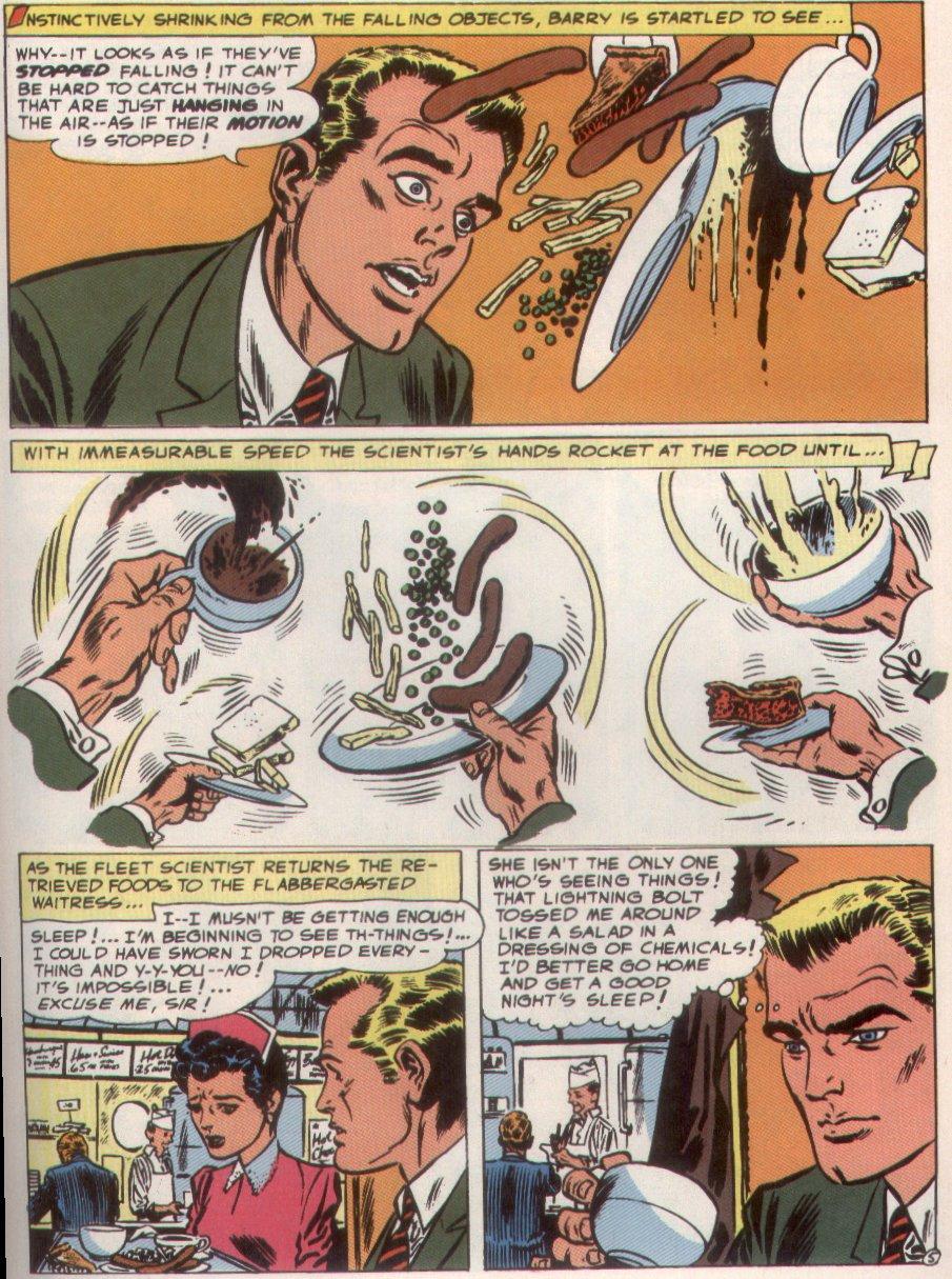 Read online Secret Origins (1961) comic -  Issue # Full - 65