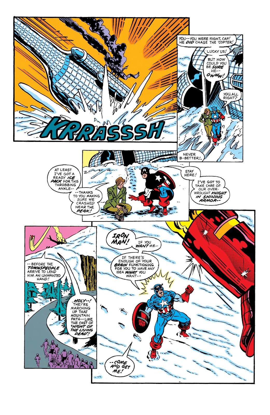 Captain America (1968) _Annual 9 #9 - English 17