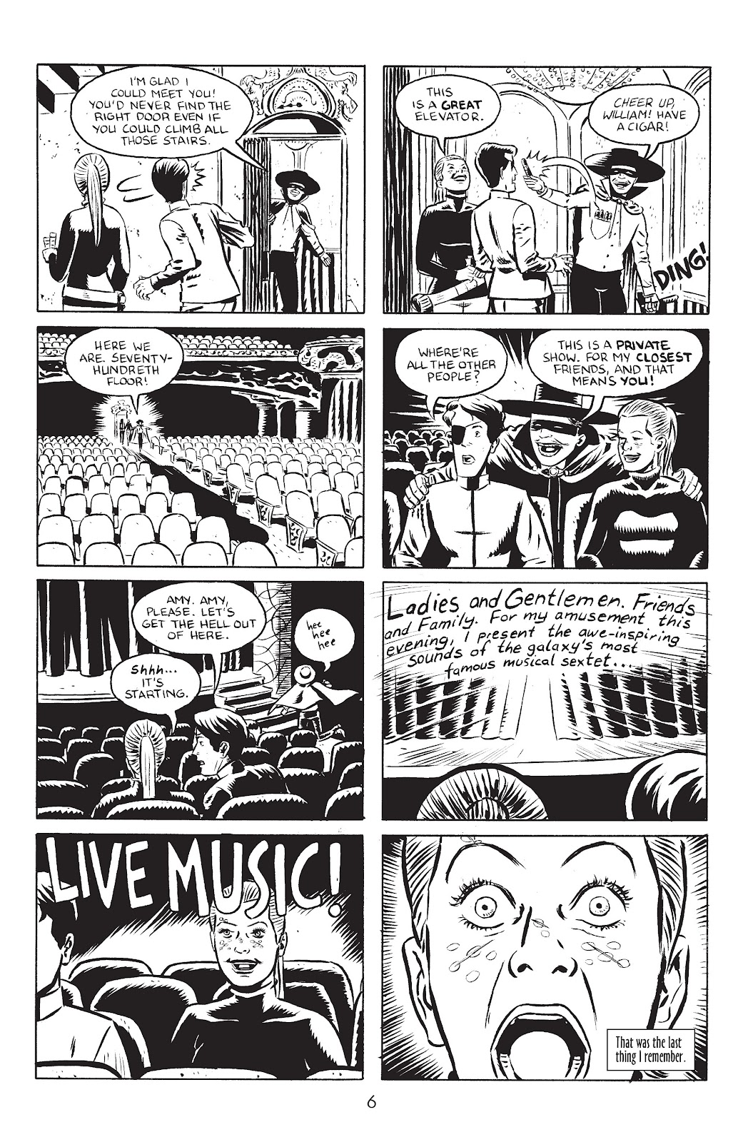 Stray Bullets Issue #26 #26 - English 8