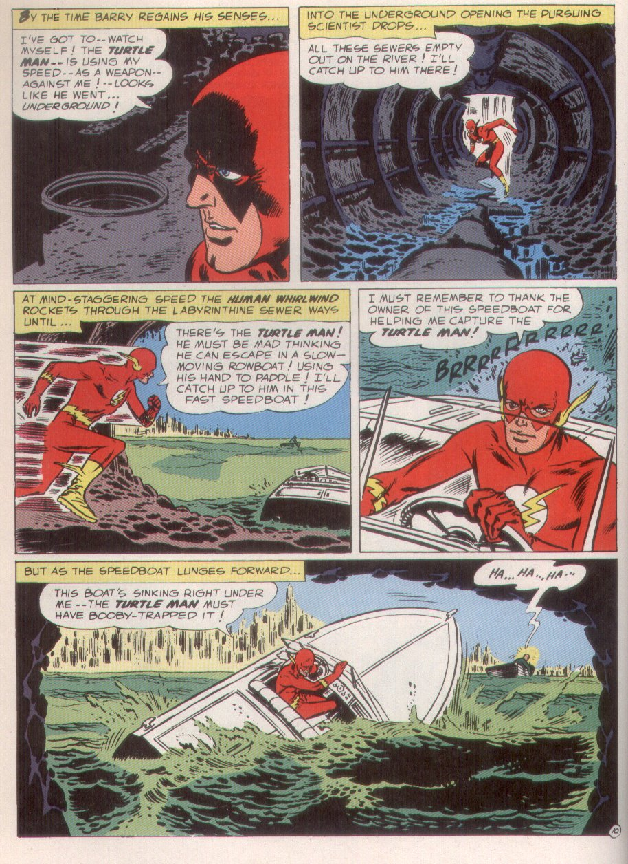 Read online Secret Origins (1961) comic -  Issue # Full - 70
