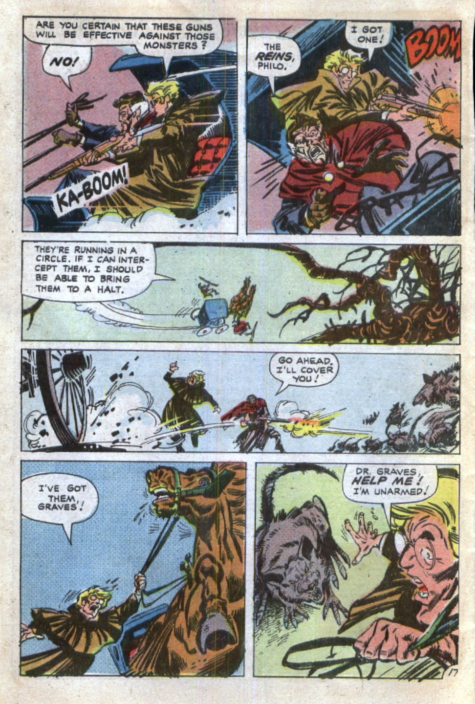 Read online Scary Tales comic -  Issue #29 - 24