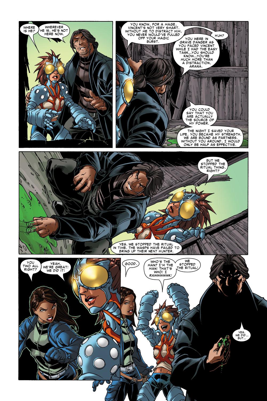 Read online Amazing Fantasy (2004) comic -  Issue #6 - 20