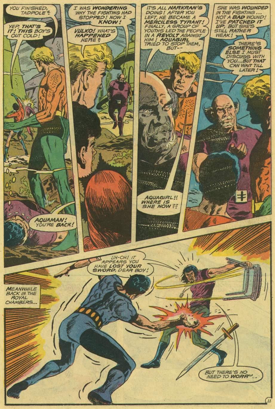 Aquaman (1962) Issue #48 #48 - English 15