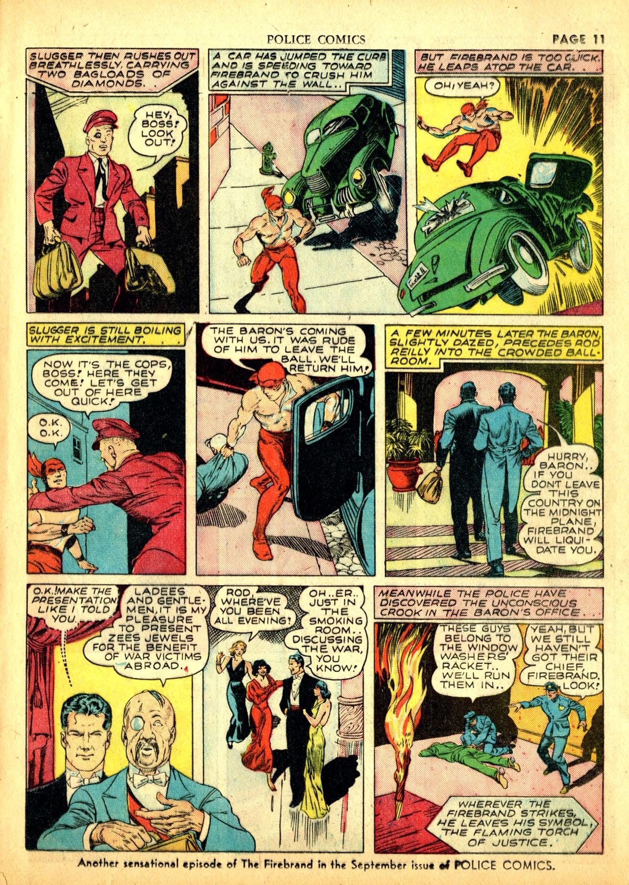 Police Comics #1 #127 - English 14