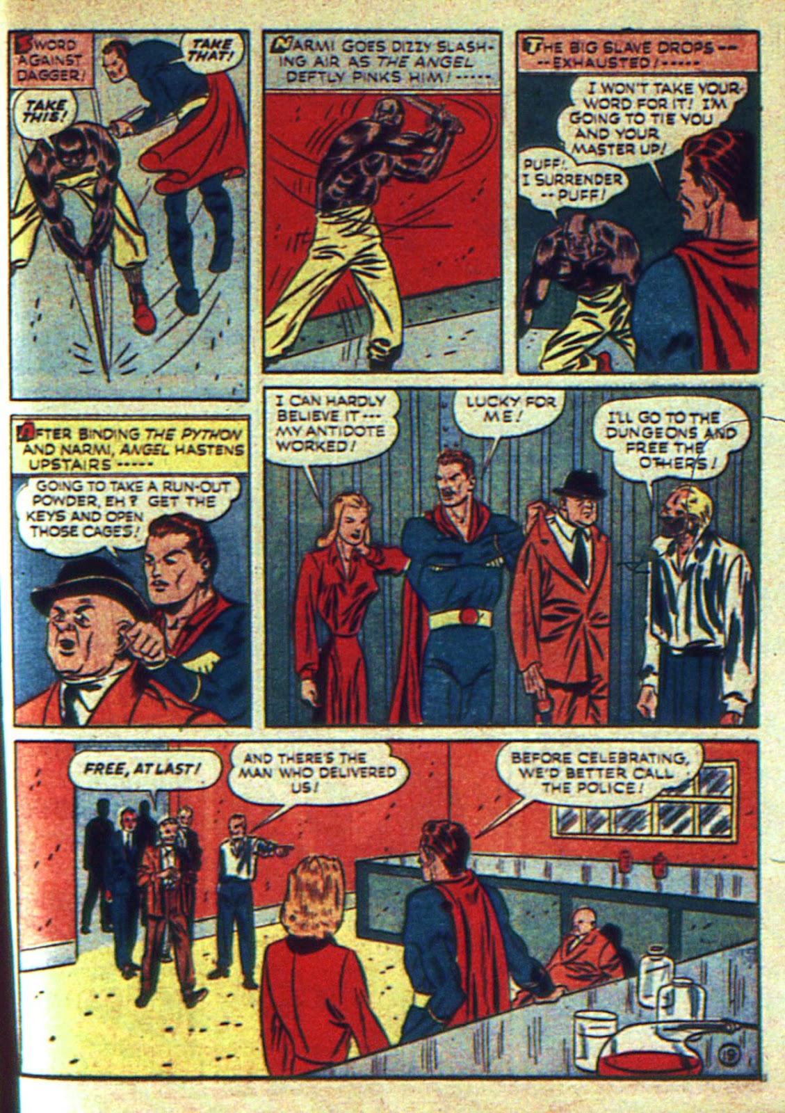 Sub-Mariner Comics Issue #2 #2 - English 65