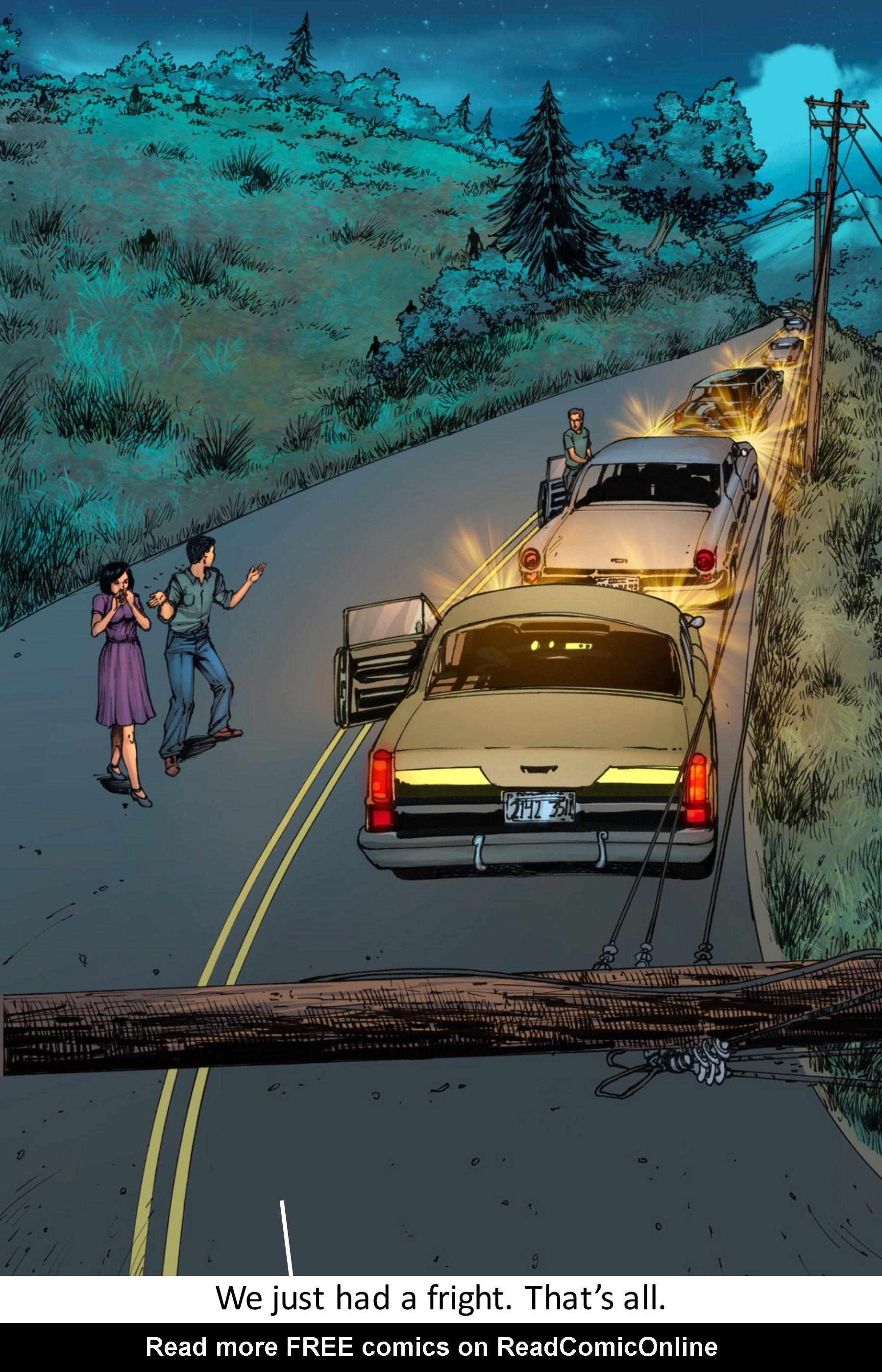 Read online Z-Men comic -  Issue #3 - 18