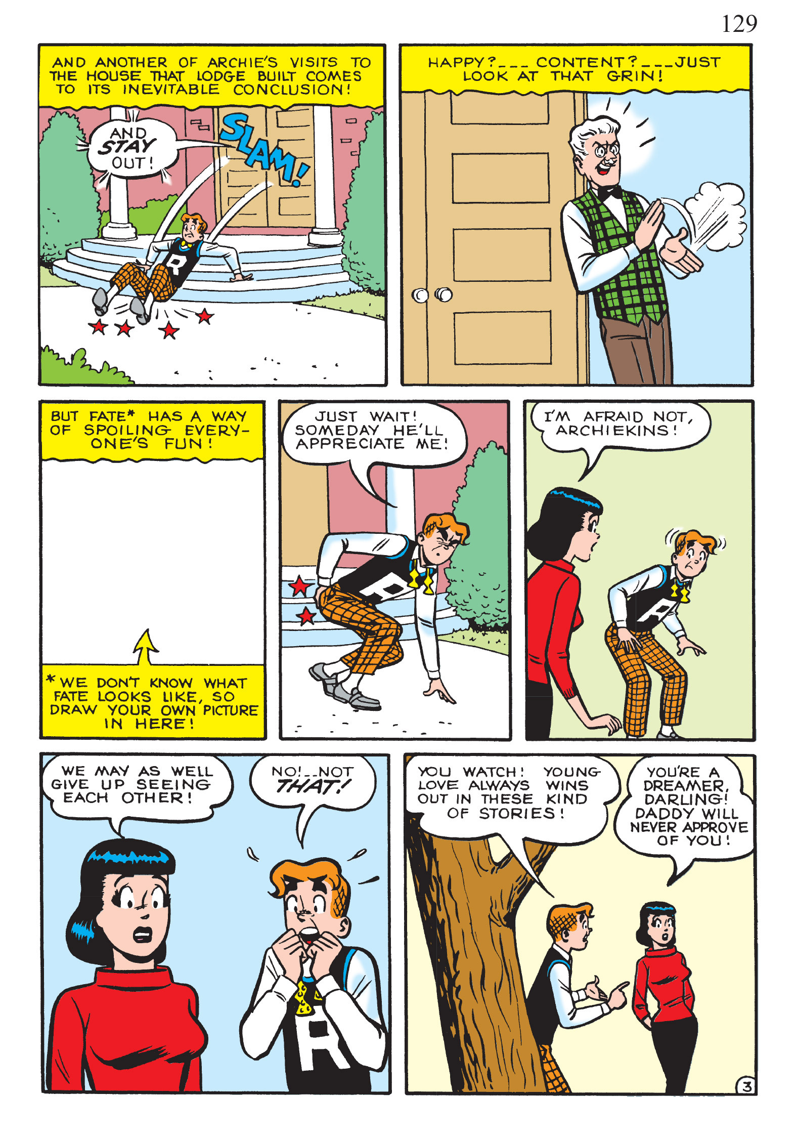 Read online The Best of Archie Comics comic -  Issue # TPB 2 (Part 1) - 131