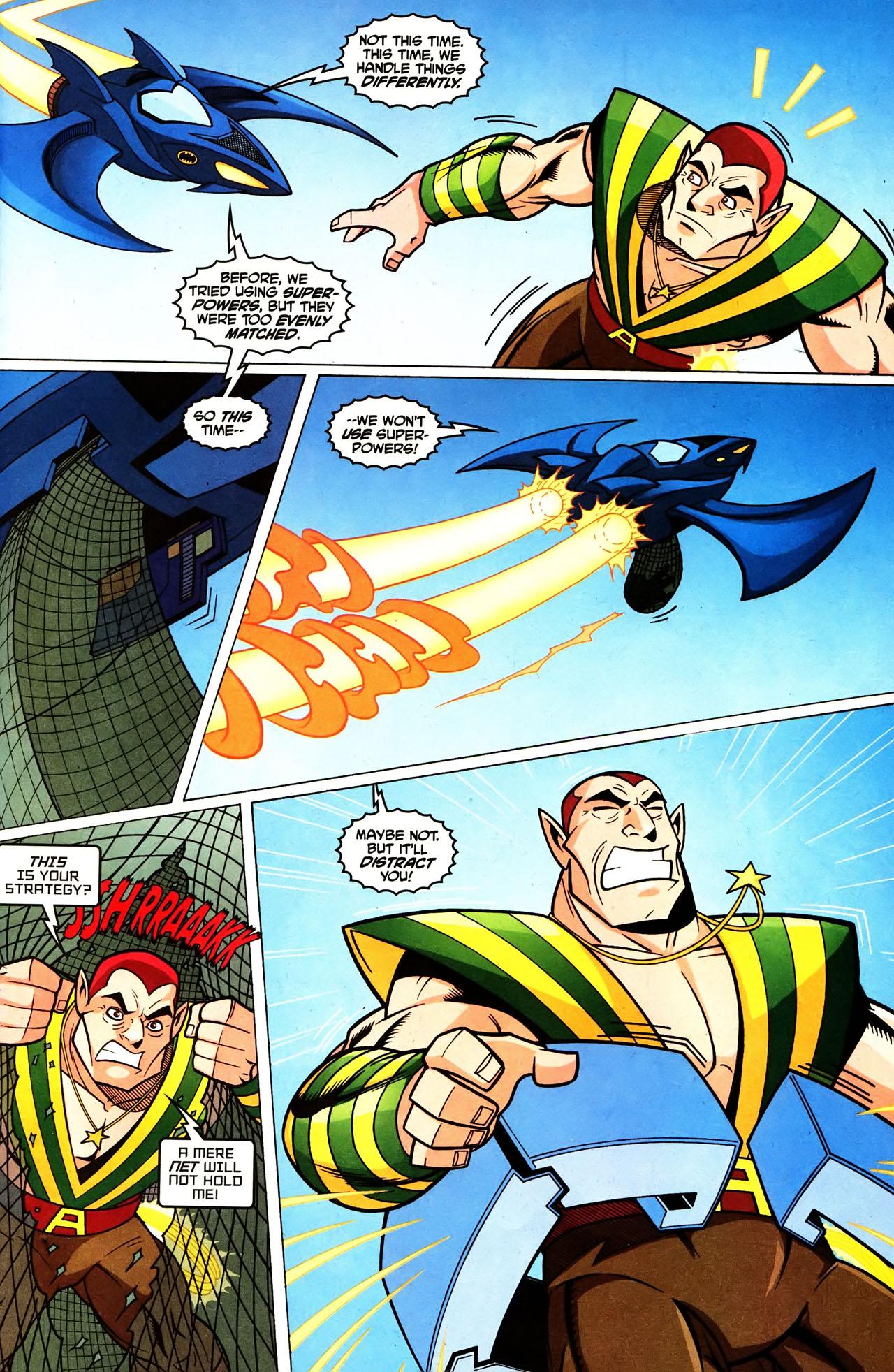 Super Friends #1 #29 - English 25