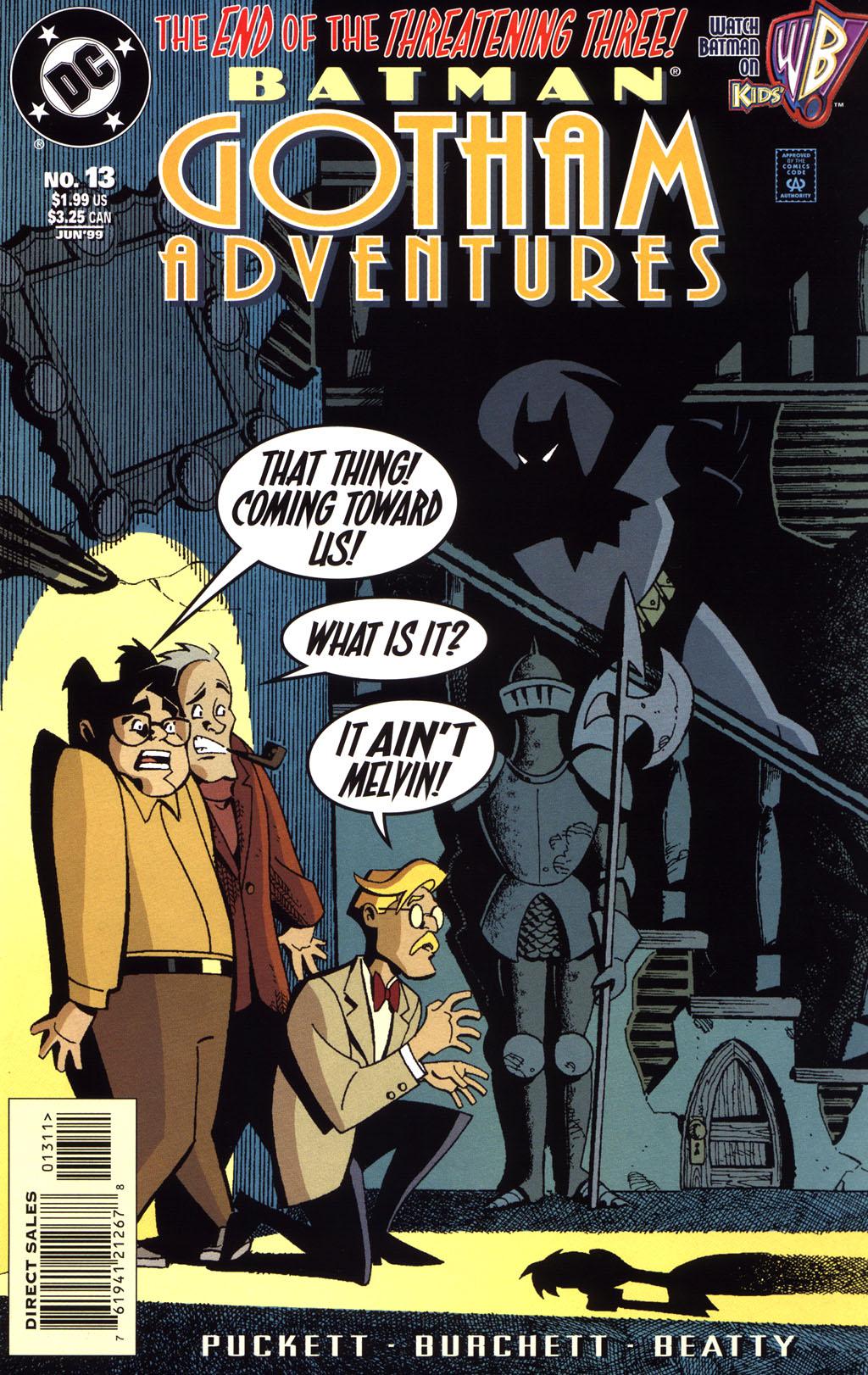 Batman: Gotham Adventures 13 Page 2