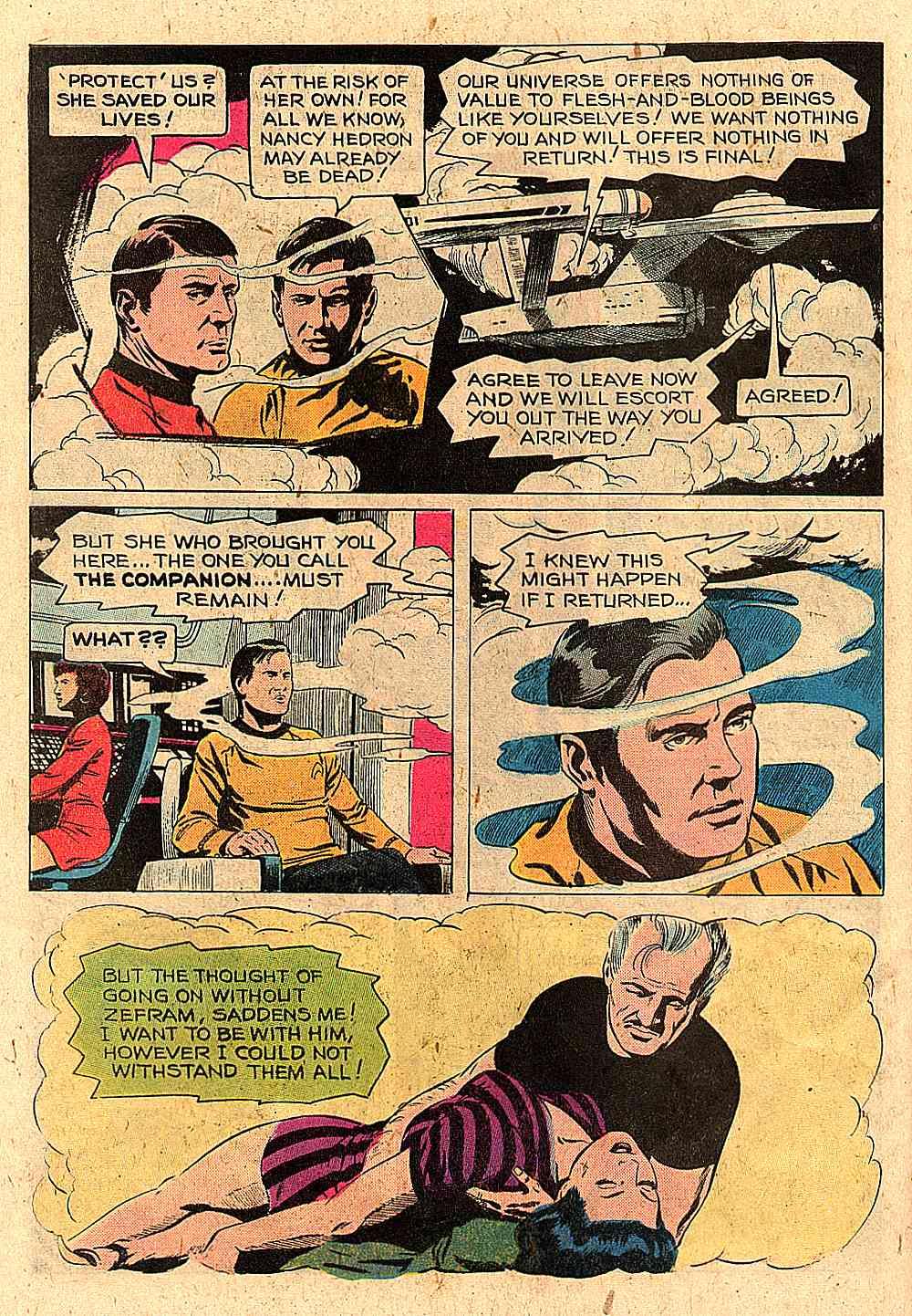 Star Trek (1967) #49 #49 - English 19