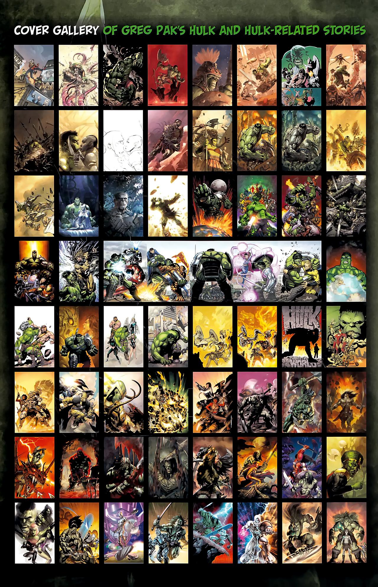 Incredible Hulks (2010) #635 #26 - English 42