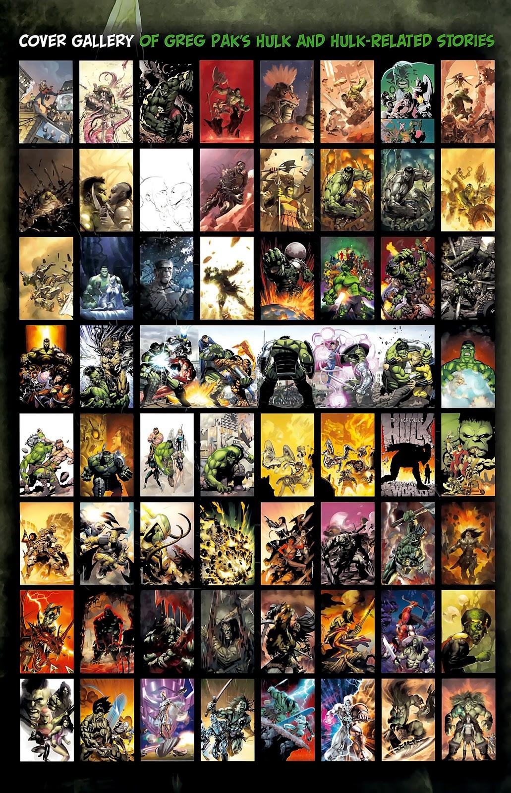 Incredible Hulks (2010) Issue #635 #25 - English 42