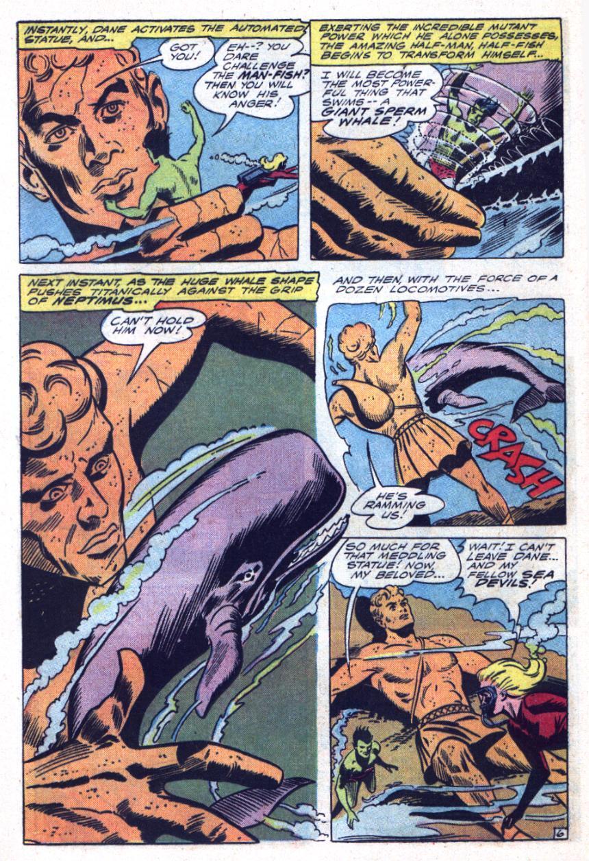 Read online Sea Devils comic -  Issue #26 - 9