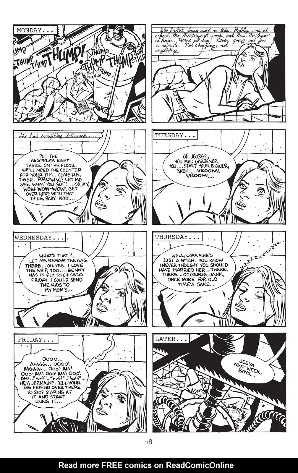 Stray Bullets Issue #15 #15 - English 20