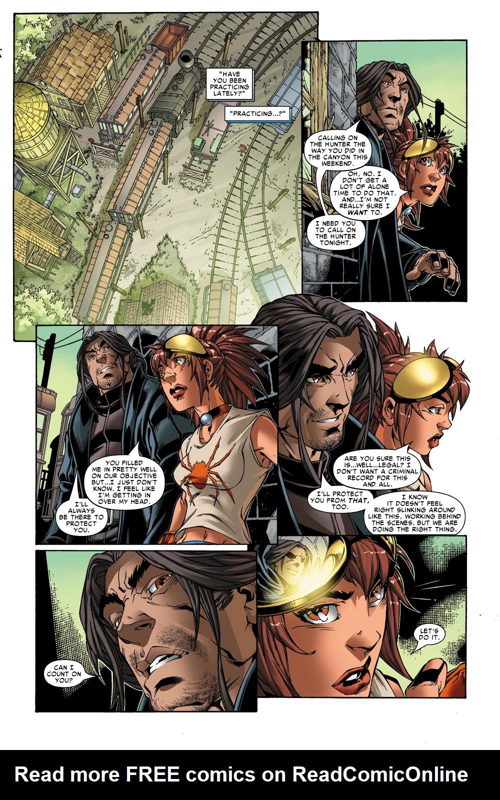 Read online Amazing Fantasy (2004) comic -  Issue #6 - 13