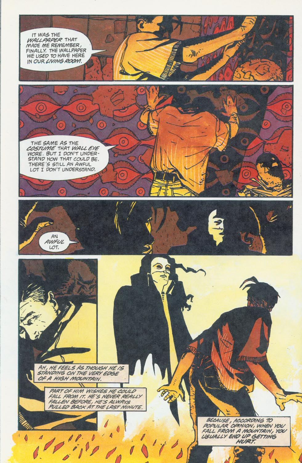 Read online Enigma comic -  Issue #6 - 7