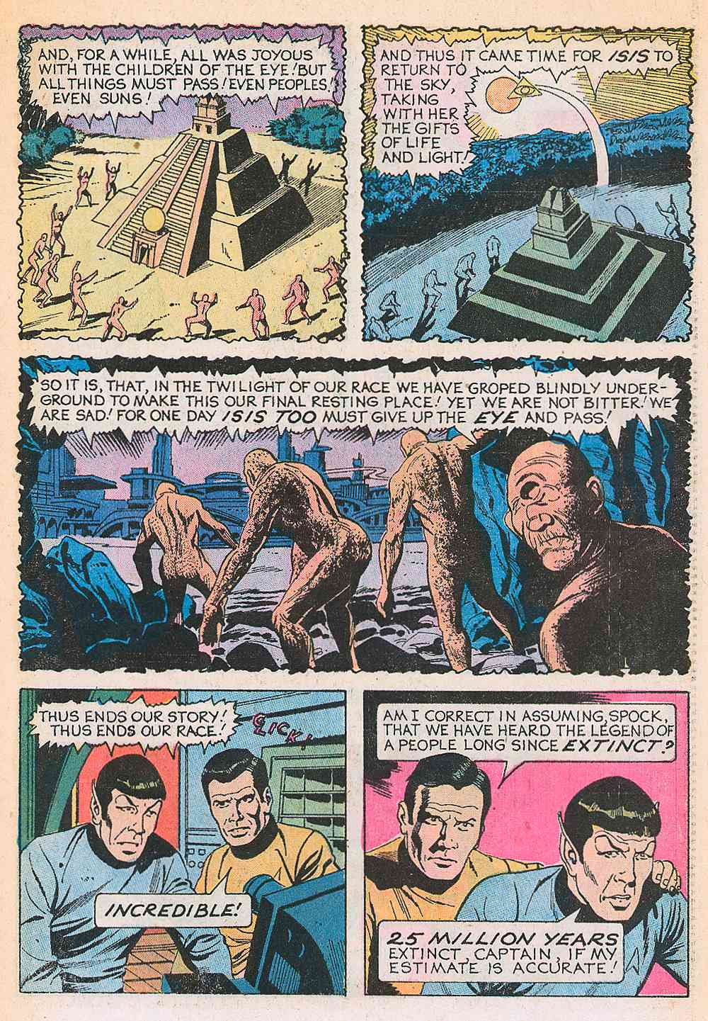 Star Trek (1967) Issue #30 #30 - English 21