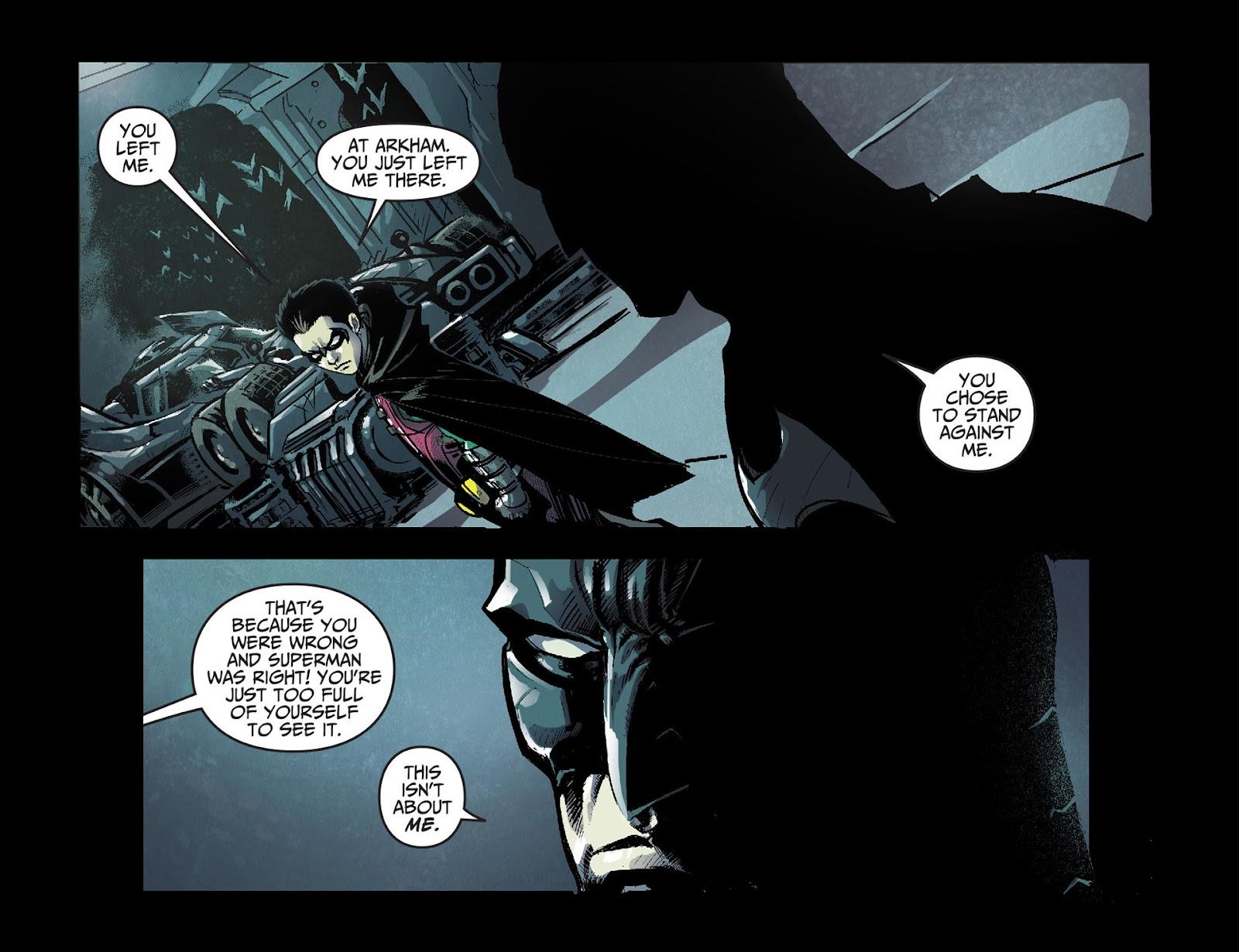 Injustice: Gods Among Us [I] Issue #27 #28 - English 11