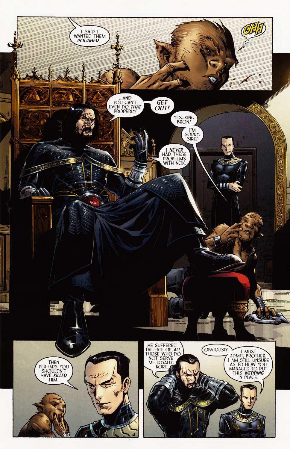Read online Scion comic -  Issue #35 - 8