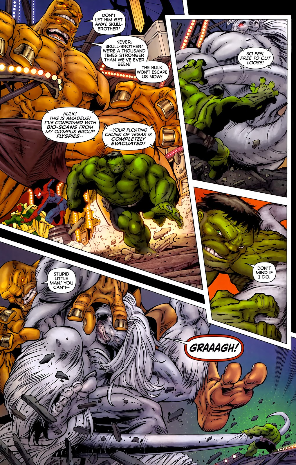 Incredible Hulks (2010) Issue #631 #21 - English 15