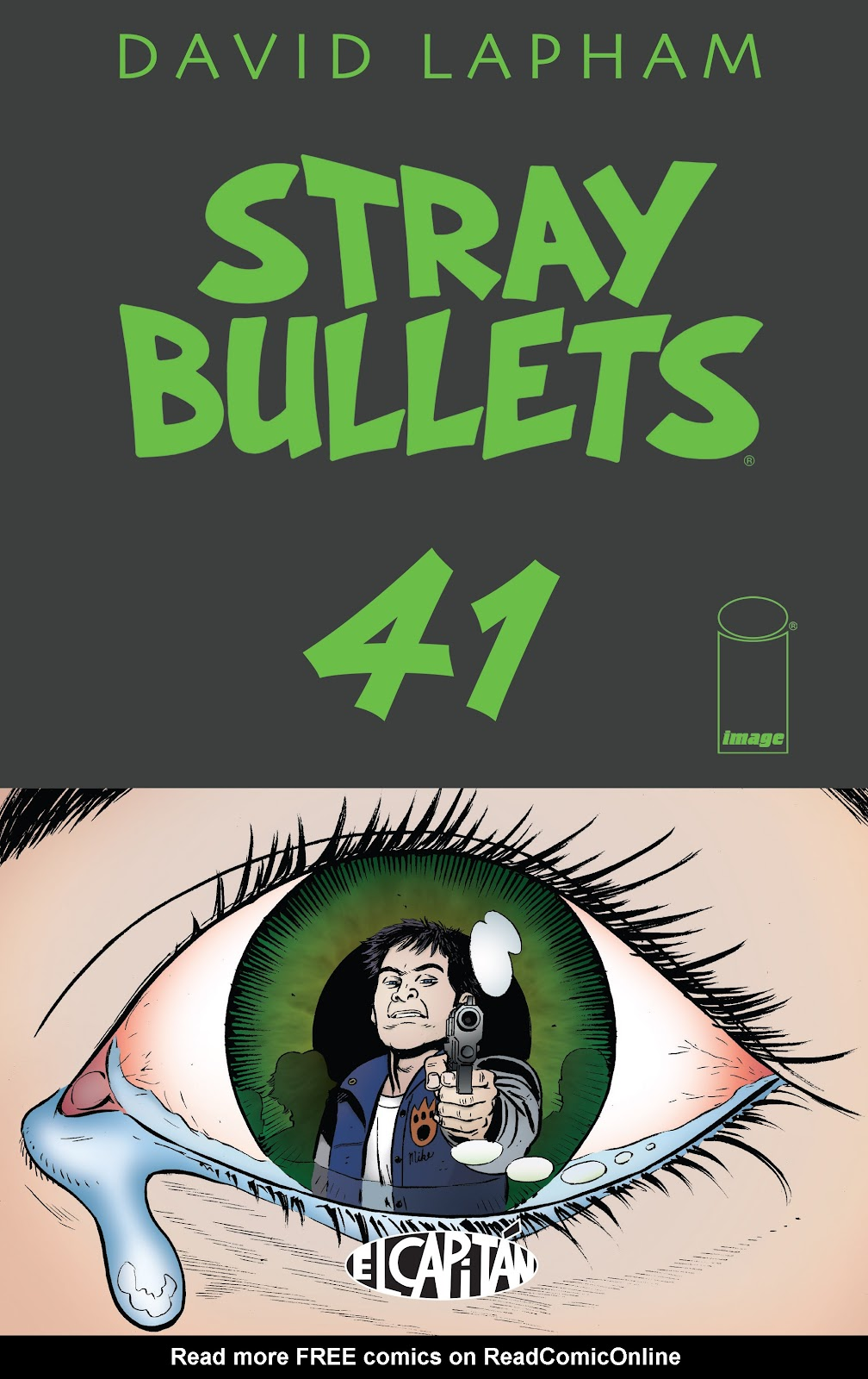 Stray Bullets Issue #41 #41 - English 1