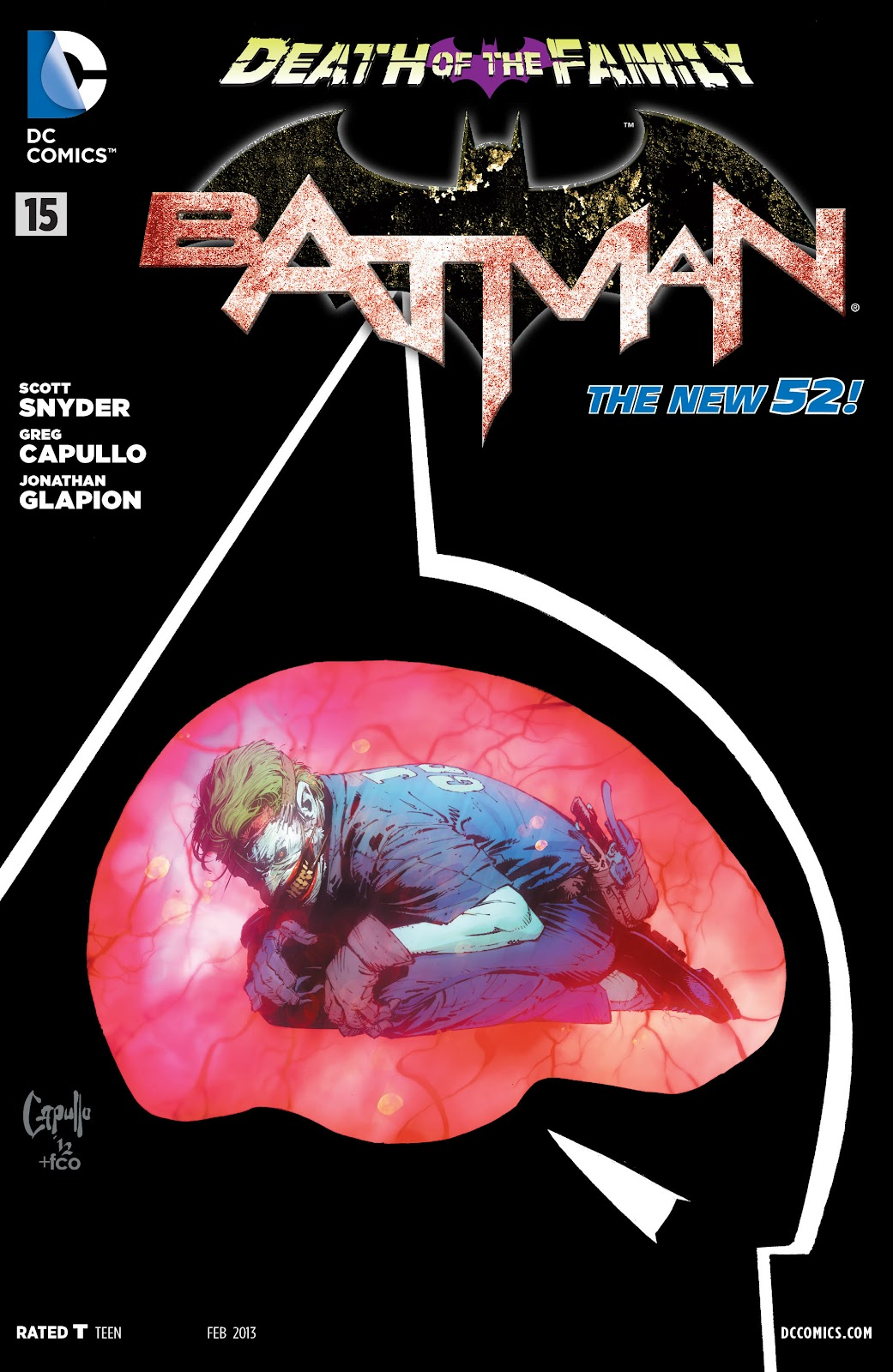 Batman (2011) Issue #15 #30 - English 32