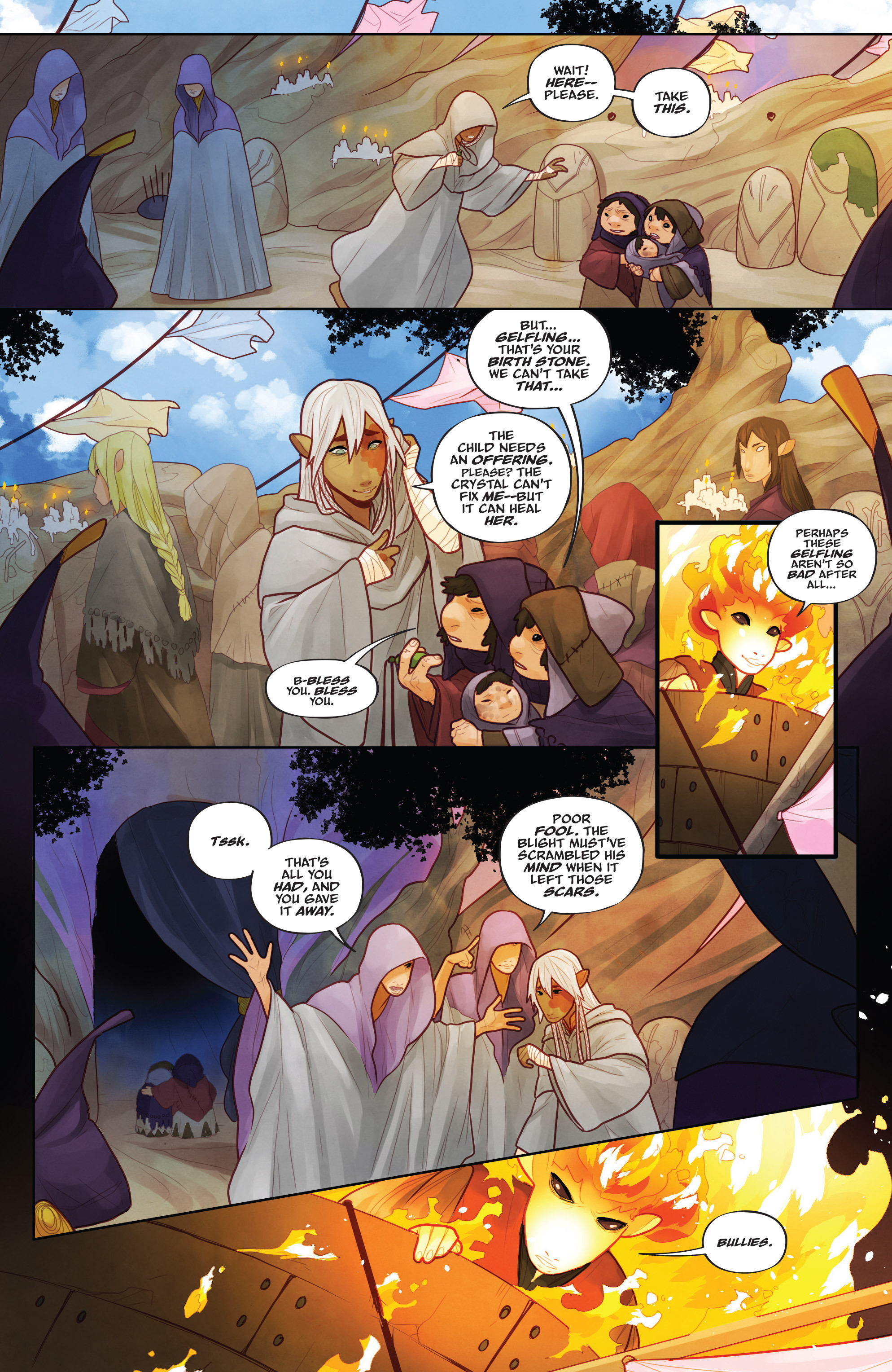 The Power of the Dark Crystal 1 Page 19
