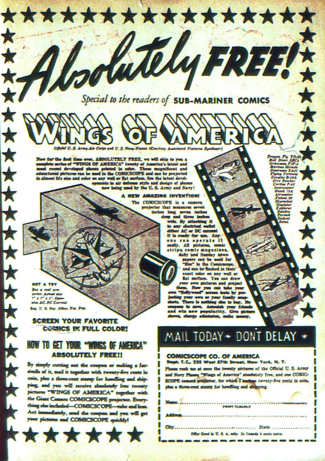 Sub-Mariner Comics Issue #2 #2 - English 67