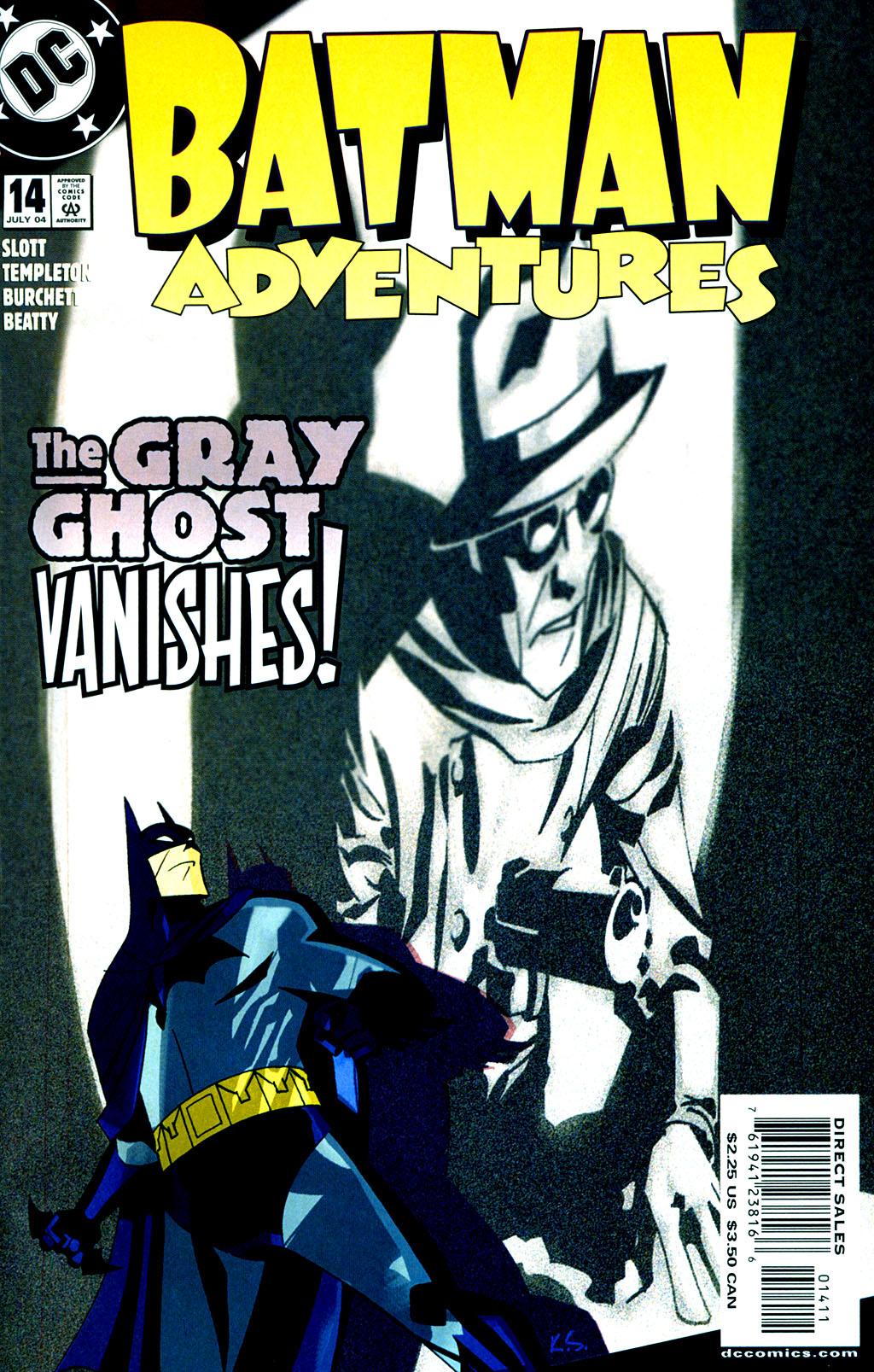 Batman Adventures (2003) 14 Page 1
