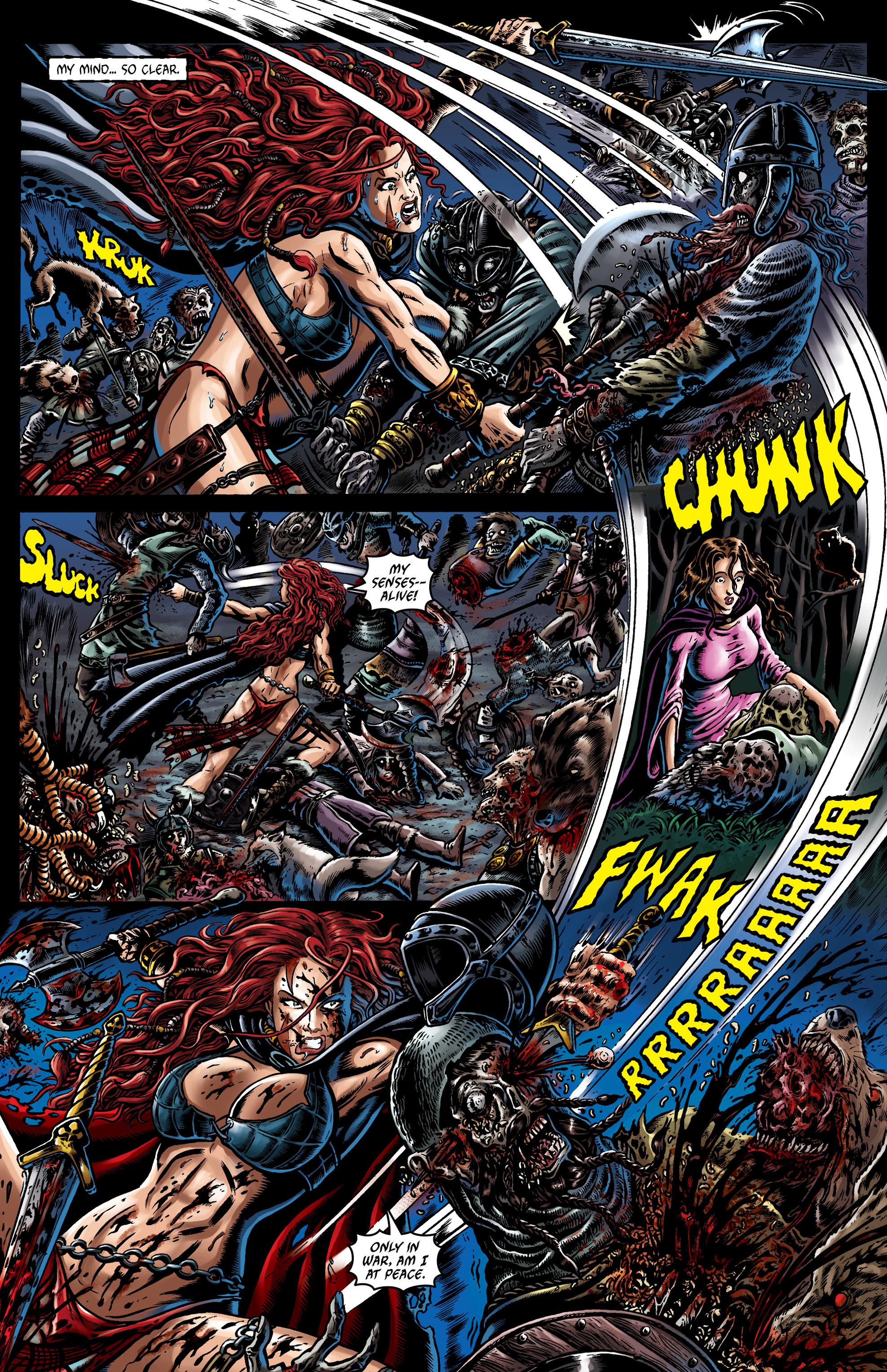 Read online Belladonna comic -  Issue #0 - 32