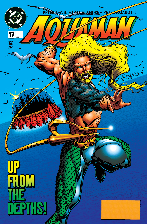 Aquaman (1994) 17 Page 1