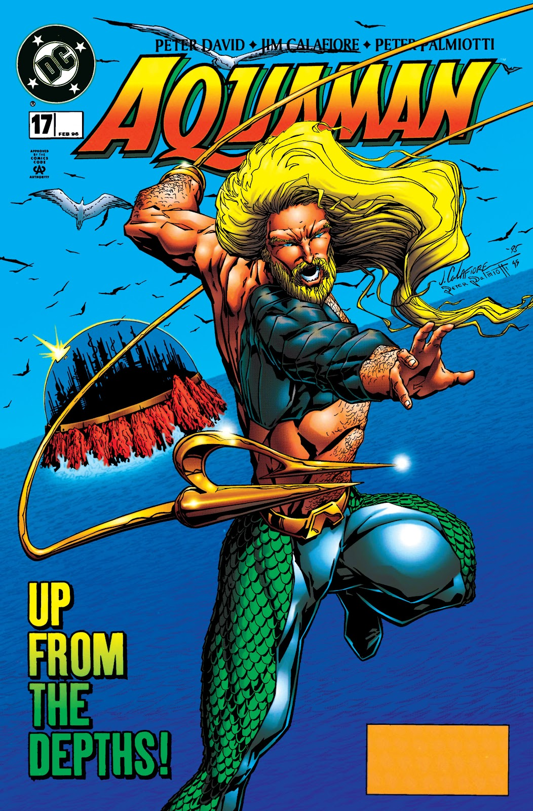 Aquaman (1994) Issue #17 #23 - English 1