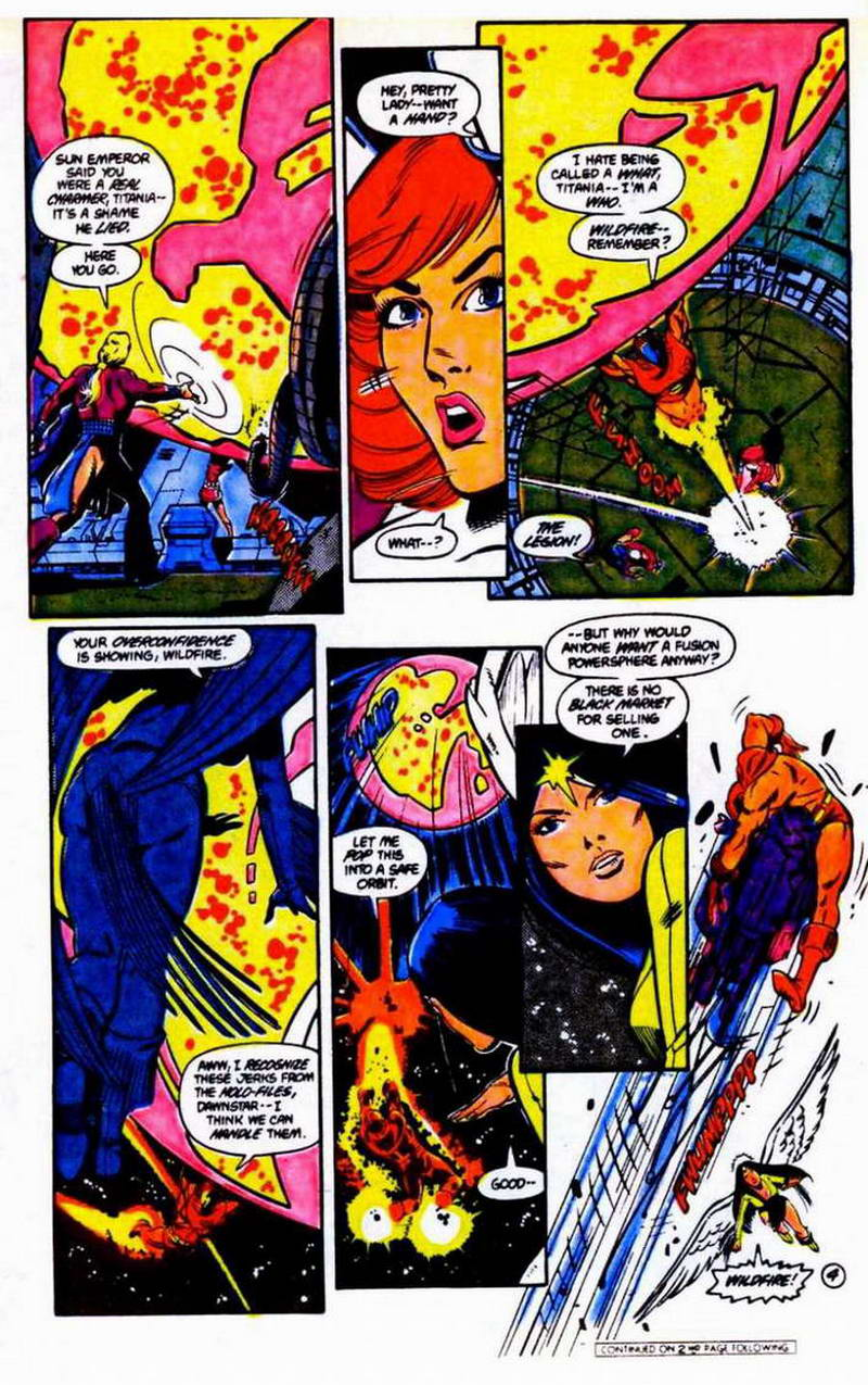 Tales of the Legion Issue #327 #14 - English 5
