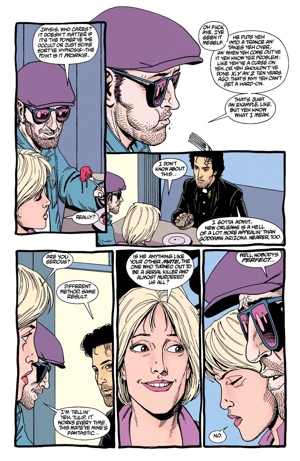 Preacher Issue #29 #38 - English 10