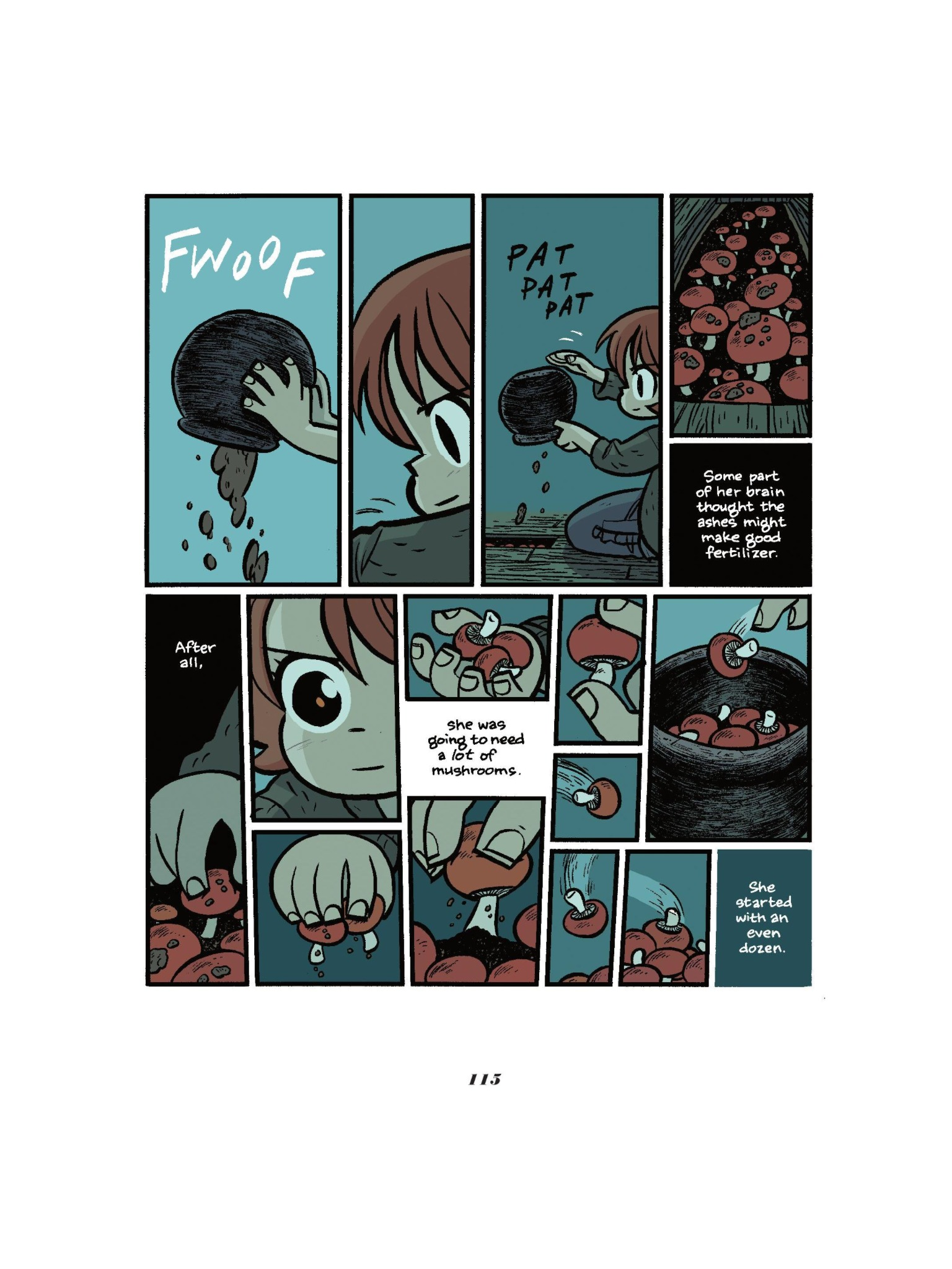 Read online Seconds comic -  Issue # Full - 116
