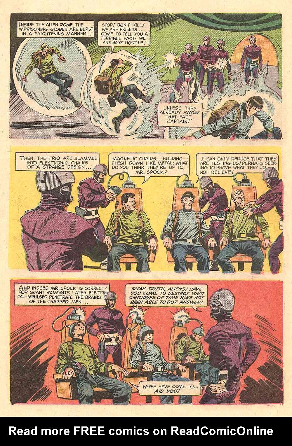 Star Trek (1967) Issue #6 #6 - English 7
