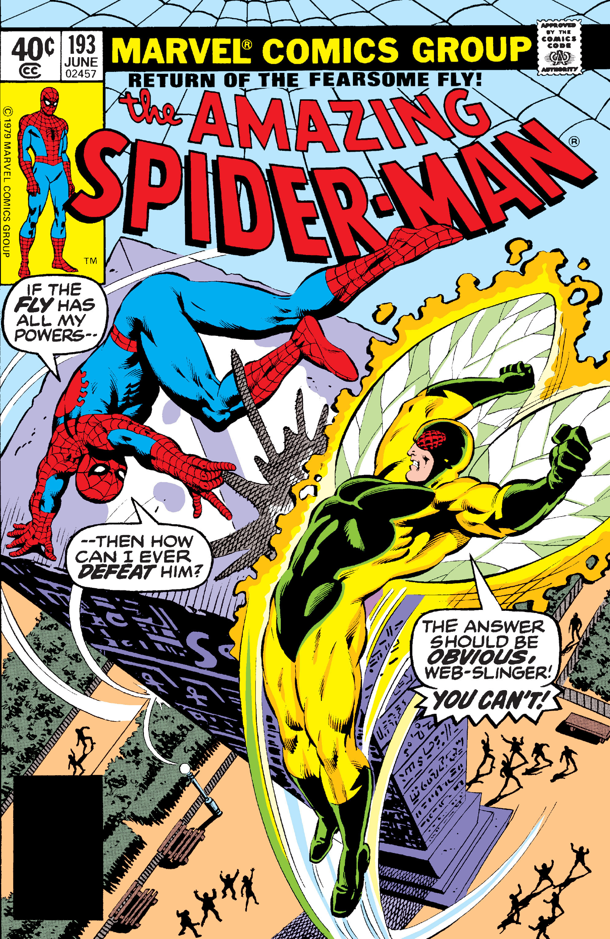 The Amazing Spider-Man (1963) 193 Page 1