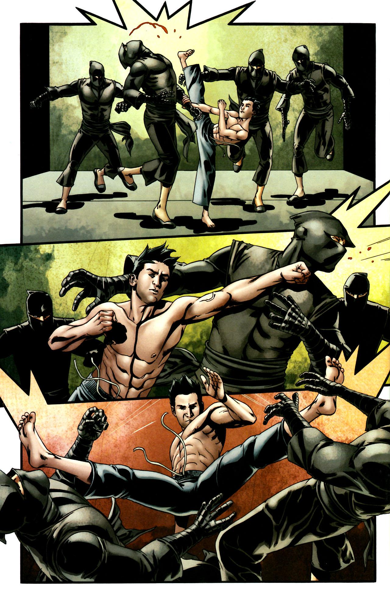Read online Adventure Comics (2009) comic -  Issue #12 - 36