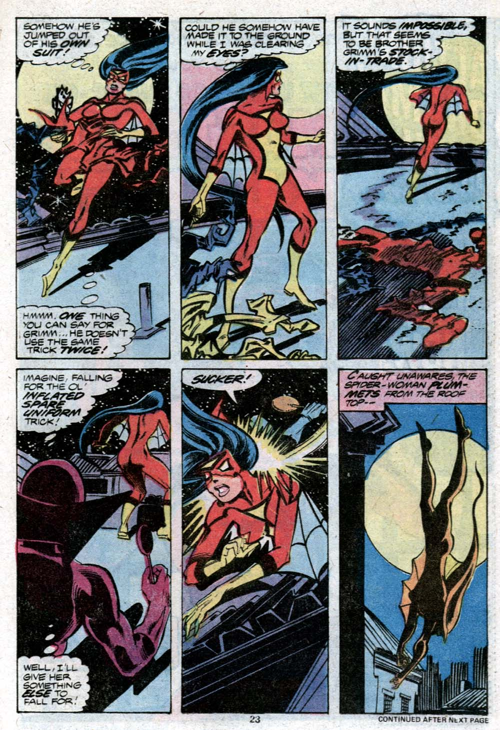 Spider-Woman (1978) #11 #40 - English 15