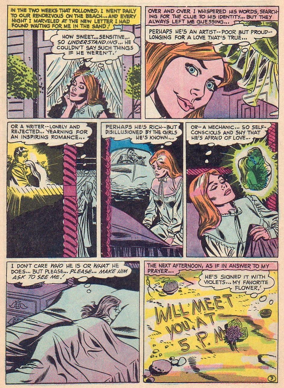 Read online Secret Hearts comic -  Issue #124 - 9