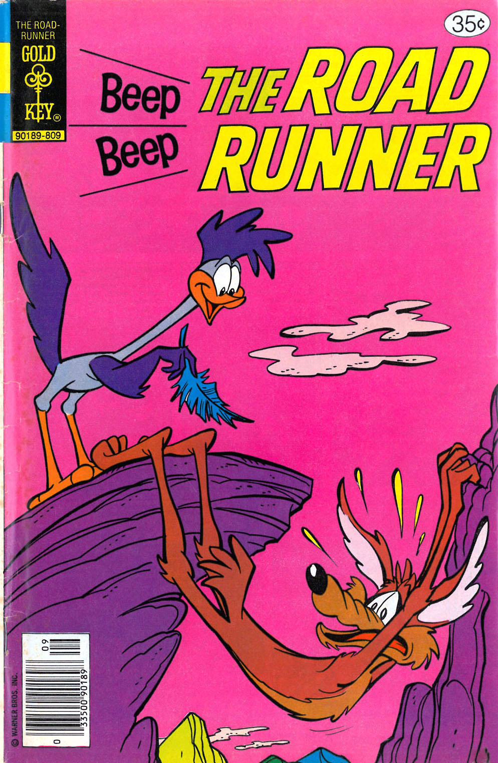Beep Beep The Road Runner 73 Page 1