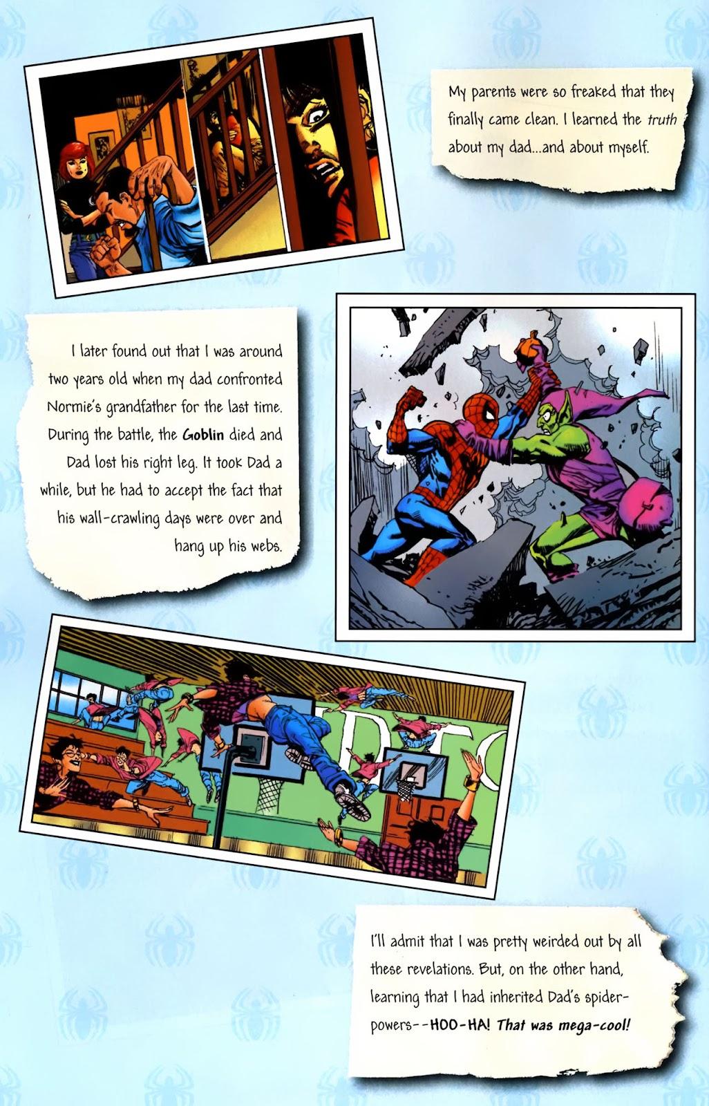 Amazing Spider-Girl Issue #0 #1 - English 5