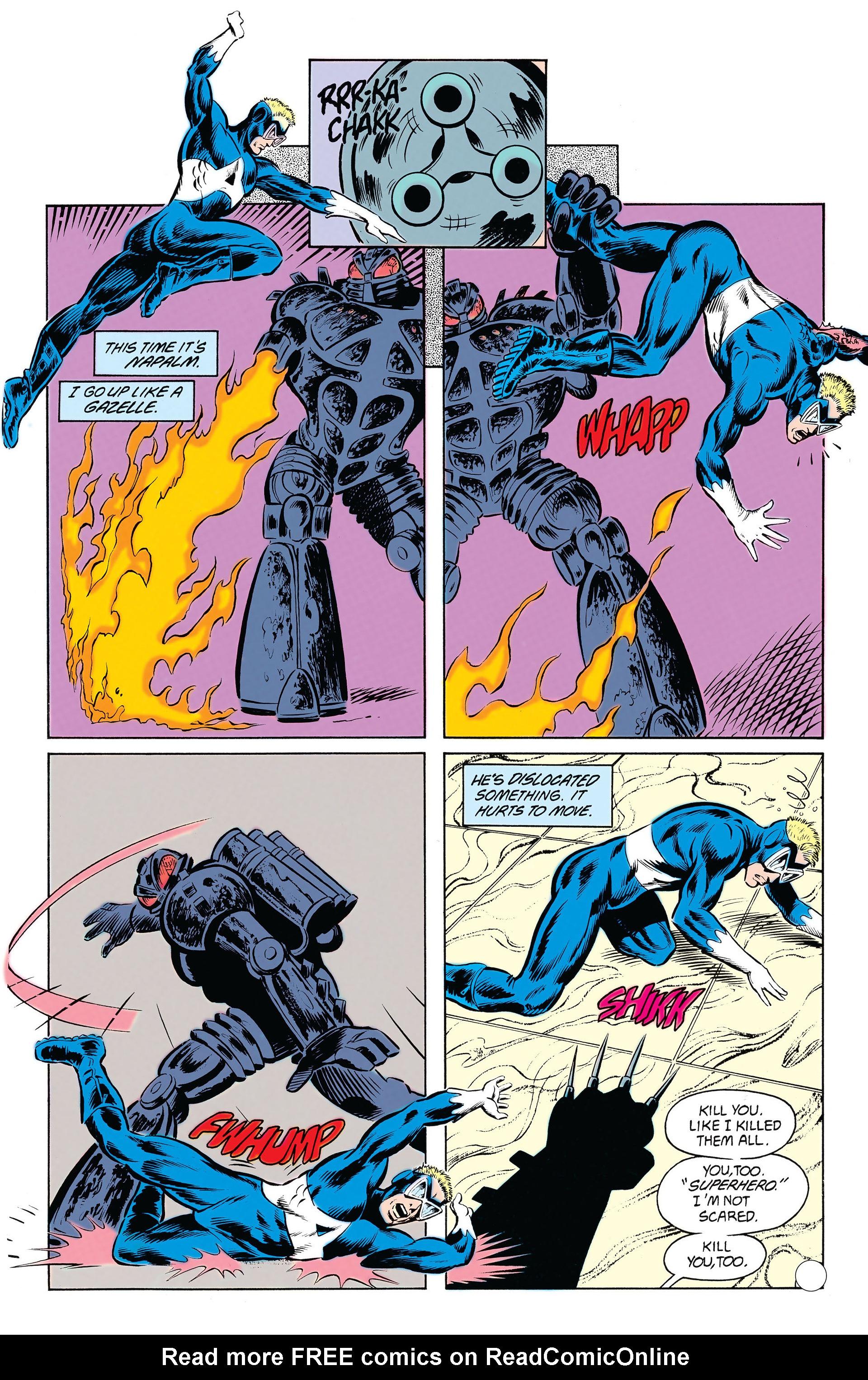 Animal Man (1988) 21 Page 20